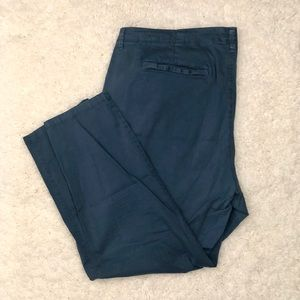 Old Navy Pixie Chino Pants [Size: 18]